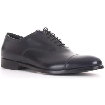 Chaussures Homme Richelieu Doucal's 1000UF7E Bleu