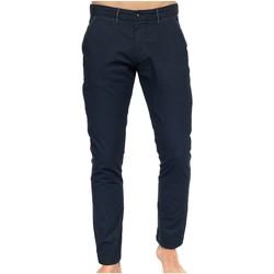 Vêtements Homme Chinos / Carrots Shilton Pantalon chino coupe droite Bleu marine