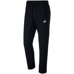 Vêtements Homme Pantalons de survêtement Nike Nsw Club Pant OH Jsy Noir