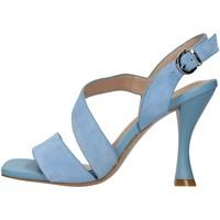 Chaussures Femme Sandales et Nu-pieds Luciano Barachini GL236A CÉLESTE