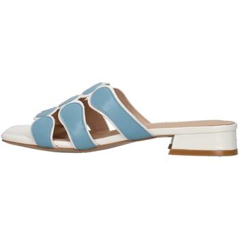 Chaussures Femme Mules Luciano Barachini GL292O BLANC