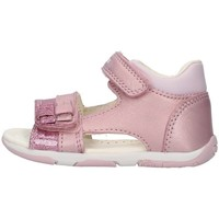 Chaussures Fille Sandales et Nu-pieds Geox B150YB0Y2KC ROSE