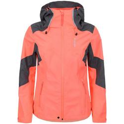 Vêtements Femme Coupes vent Icepeak Bea Orange