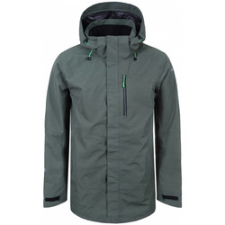 Vêtements Homme Coupes vent Icepeak Lane Vert