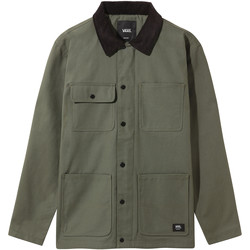 Vêtements Homme Manteaux Vans Chore Wn1 In Drill Vert