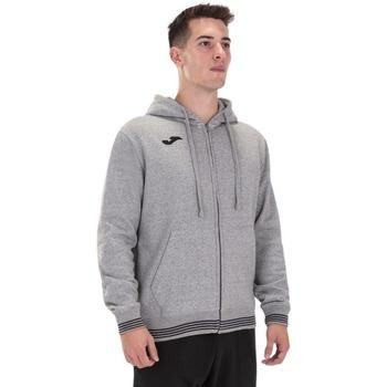 Vêtements Homme Vestes de survêtement Joma Veste  Campus III line gris melangé