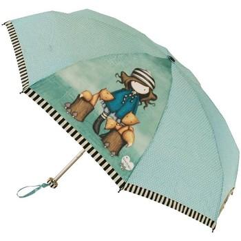 Accessoires textile Parapluies Gorjuss Parapluie  Pliant manuel - The Foxes Vert