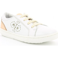 Chaussures Fille Baskets basses Mod'8 Fellicia BLANC