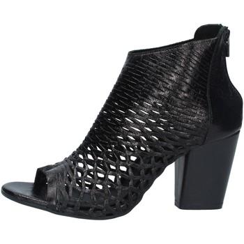 Chaussures Femme Sandales et Nu-pieds Bueno Shoes 21WL3700 SANDALS femme NOIR NOIR