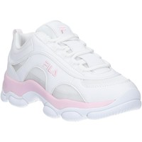 Chaussures Femme Multisport Fila 1011253 94X STRADA Blanco
