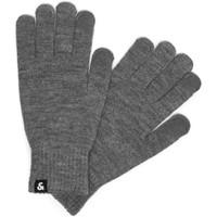 Accessoires textile Garçon Gants Jack & Jones Gants  Knitted gris