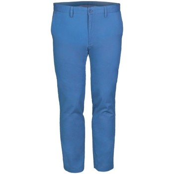 Vêtements Homme Chinos / Carrots The Weekenders The Chino Bleu azur