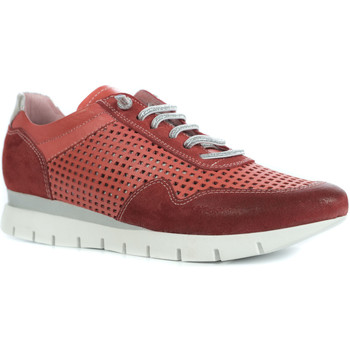 Chaussures Femme Baskets basses Chacal 5466 Rouge