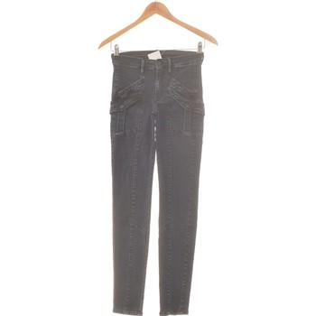 Vêtements Femme Pantalons 7 for all Mankind Pantalon Slim Femme  34 - T0 - Xs Bleu
