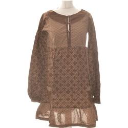 Vêtements Femme Robes courtes Rip Curl Robe Courte  38 - T2 - M Marron