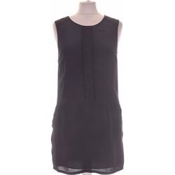 Vêtements Femme Robes courtes Color Block Robe Courte  38 - T2 - M Bleu