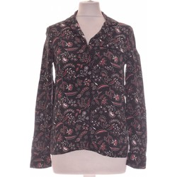 Vêtements Femme Chemises / Chemisiers Bizzbee Chemise  36 - T1 - S Noir