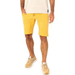 Vêtements Homme Shorts / Bermudas Pullin Jogging Short  GOLD JAUNE