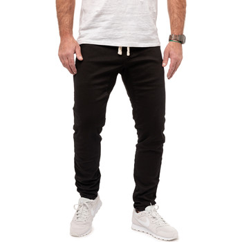 Vêtements Homme Jeans slim Pullin Pantalon  DENING EPIC 2 ALLBLACK NOIR