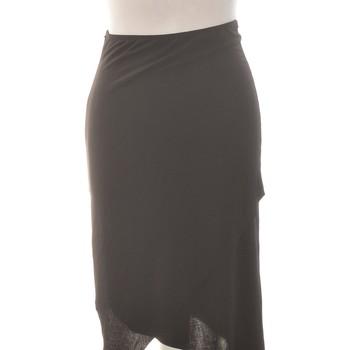 Vêtements Femme Jupes Ange Jupe Mi Longue  36 - T1 - S Noir