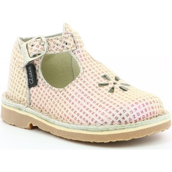 Chaussures Fille Baskets montantes Aster Bimbo Rose Rose