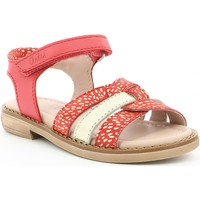 Chaussures Fille Sandales et Nu-pieds Aster Tawa Rouge Rouge