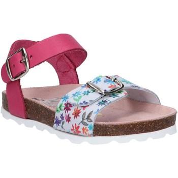 Chaussures Fille Sandales et Nu-pieds Garatti AN0096 Rosa