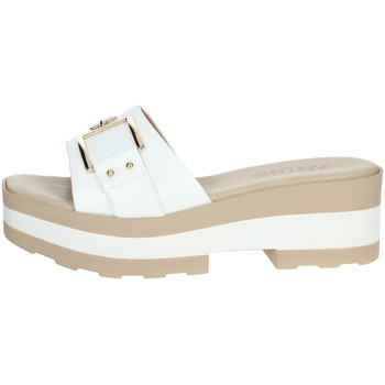 Chaussures Femme Mules Repo 61158-E1 Blanc