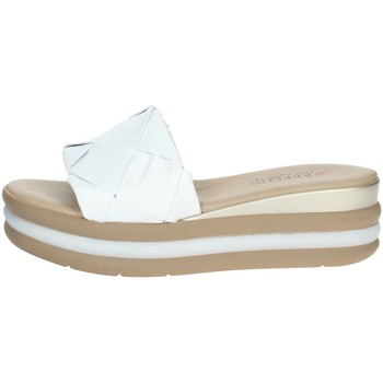 Chaussures Femme Mules Repo 12101-E1 Blanc