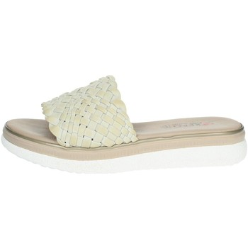 Chaussures Femme Mules Repo 10100-E1 Blanc