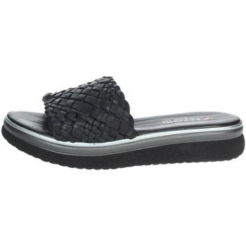 Chaussures Femme Mules Repo 10100-E1 Noir