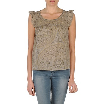 T-shirts & Polos Bensimon SADIE Taupe 350x350