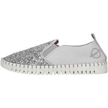 Chaussures Femme Mocassins Ska 21PERLAGS6 ARGENT