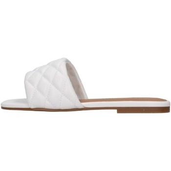 Chaussures Femme Mules Steve Madden PORTERR BLANC