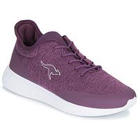 Chaussures Femme Baskets basses Kangaroos K-ACT SCREEN Violet