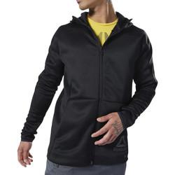 Vêtements Homme Vestes / Blazers Reebok Sport EC0978 Noir