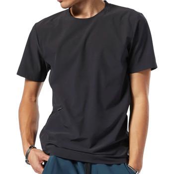 Vêtements Homme T-shirts manches courtes Reebok Sport DU3715 Bleu