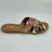 Chaussures Femme Sandales et Nu-pieds Reqin's BLAISE MULE Multicolore