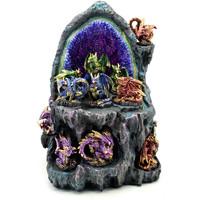 Maison & Déco Statuettes et figurines Signes Grimalt Avec Affichage 12 Dragon 12U Azul