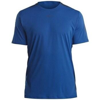 Vêtements Homme T-shirts manches courtes Saucony SAM800179 Bleu marine