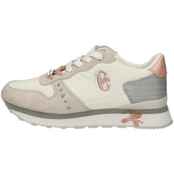 Chaussures Femme Baskets basses Conte Of Florence W40720/01 BLANC