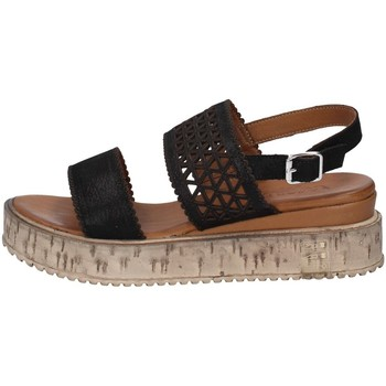 Chaussures Femme Sandales et Nu-pieds Melluso HK55025 NOIR