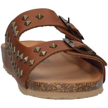Chaussures Femme Sandales et Nu-pieds Bionatura 10THESIS SANDALS femme MARRON MARRON