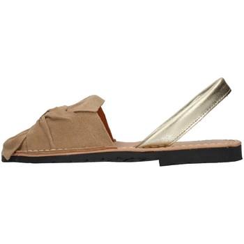 Chaussures Femme Sandales et Nu-pieds Ska 21CARIBEDJL ECRU