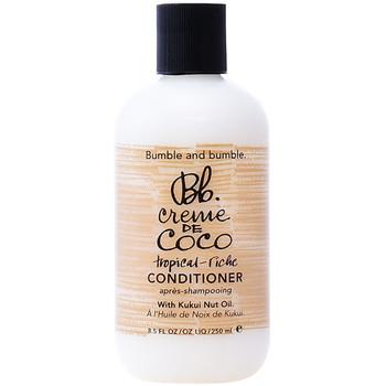 Beauté Soins & Après-shampooing Bumble & Bumble Creme De Coco Conditioner
