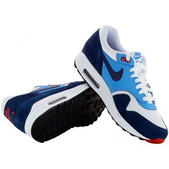 Chaussures Homme Baskets basses Nike Air Max 1 Essential Blanc