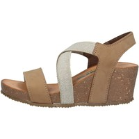 Chaussures Femme Sandales et Nu-pieds Bionatura 37A894 SANDALS femme TAUPE TAUPE