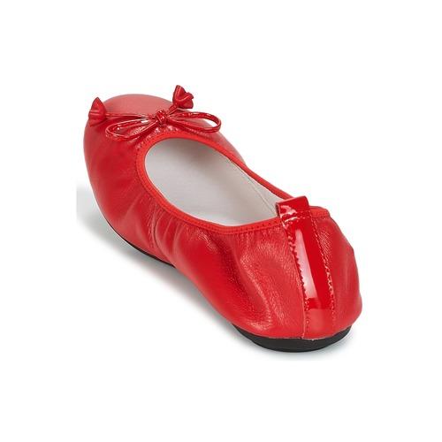 Eliane Chaussures Douglas Mac BallerinesBabies Rouge Femme uc3KJTF1l