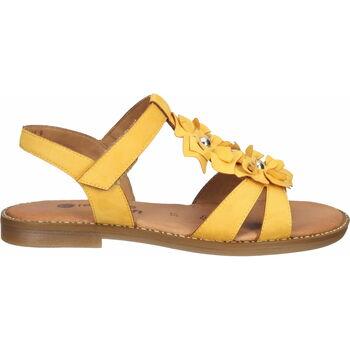 Chaussures Femme Sandales et Nu-pieds Remonte Dorndorf Sandales Gelb