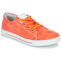 Chaussures Enfant Baskets basses Birkenstock ARRAN KIDS Orange